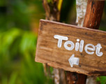 Toilet – While traveling in Vietnam.