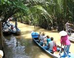 Almost 11 million tourists visit Mekong River Delta