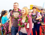 International tourists to Viet Nam in July recorded positive growth