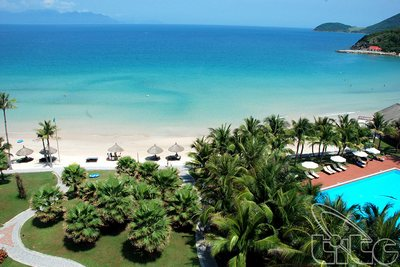 Nha Trang receives about 190,000 Russian tourists in ten months